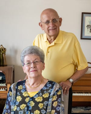 Ron and Phyllis Self will celebrate their 50th wedding anniversary on July 25.  The public is welcome to attend a come-and-go reception Sunday, July 25, from 2-4 pm. at Timber Lake Christian Church in Moberly.