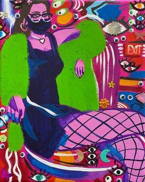 """""""Casino"""" by  Aidan Danels."""