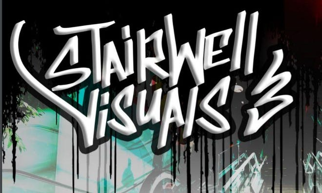 Stairwell Visuals 3 is coming to Delray Beach from Friday, July 9, through Sunday, July 11, 2021.