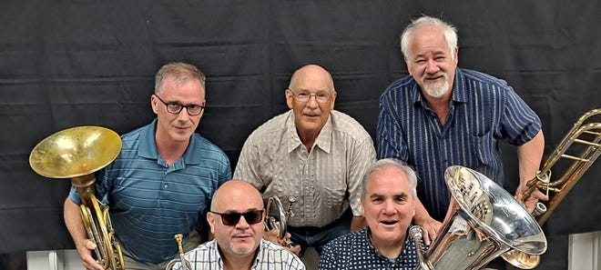 Chicago Classic Brass will perform July 18, 2021, at the First United Methodist Church of Middlebury in the final concert of the Crystal Valley Concert Series' 2021 season.