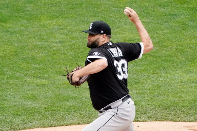 Chicago White Sox pitcher Lance Lynn improved to 9-3 with a win against the Minnesota Twins on Wednesday, in Minneapolis.
