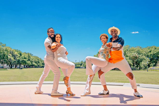 Salsa Savannah meets three times a week to present dance classes and just to dance with others in the community.