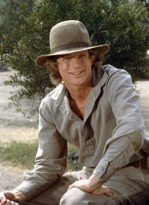 Dean Butler as Almanzo Wilder