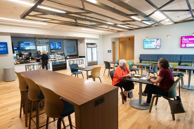 The recently remodeled Millennium Cafe within the Topeka and Shawnee County Public Library is expected to close temporarily while the library looks for a new operator.