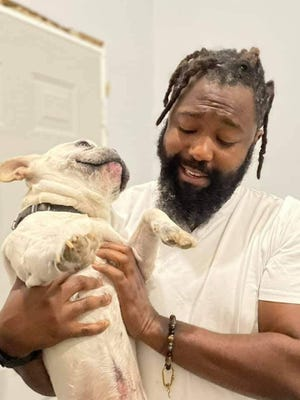 Kheero, a French bulldog missing for more than a year is reunited with its owner after being found in a home in Fitchburg.