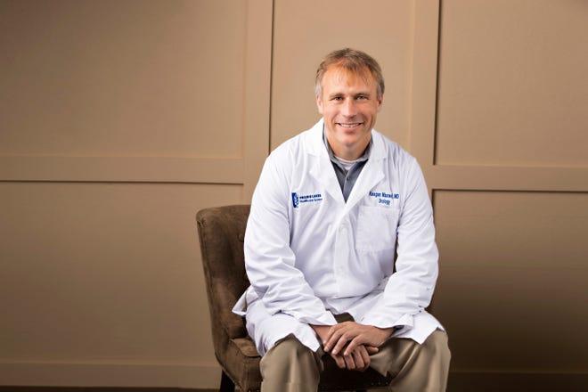 Dr. Keegan Maxwell joins Prairie Lakes Healthcare