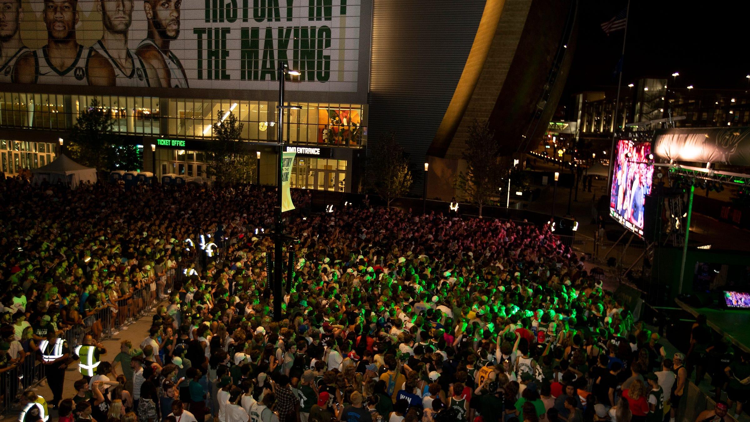 Milwaukee Bucks are NBA champions: Here's where to get ...