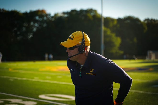 Nick LaFontaine will join Cranbrook Kingswood as its next football coach this fall.