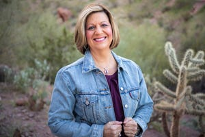 Sherri Collins, executive director of the Arizona Commission for the Deaf and Hard of Hearing