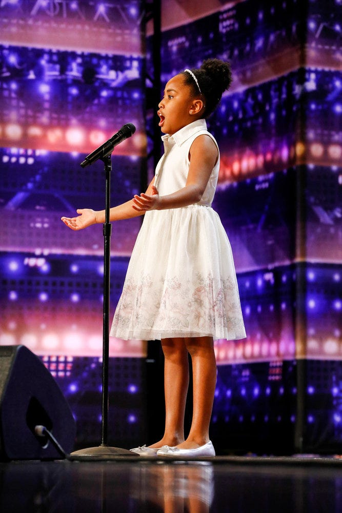 AGT : Simon Cowell makes contestant cry, dubs 9-year-old opera singer  biggest star