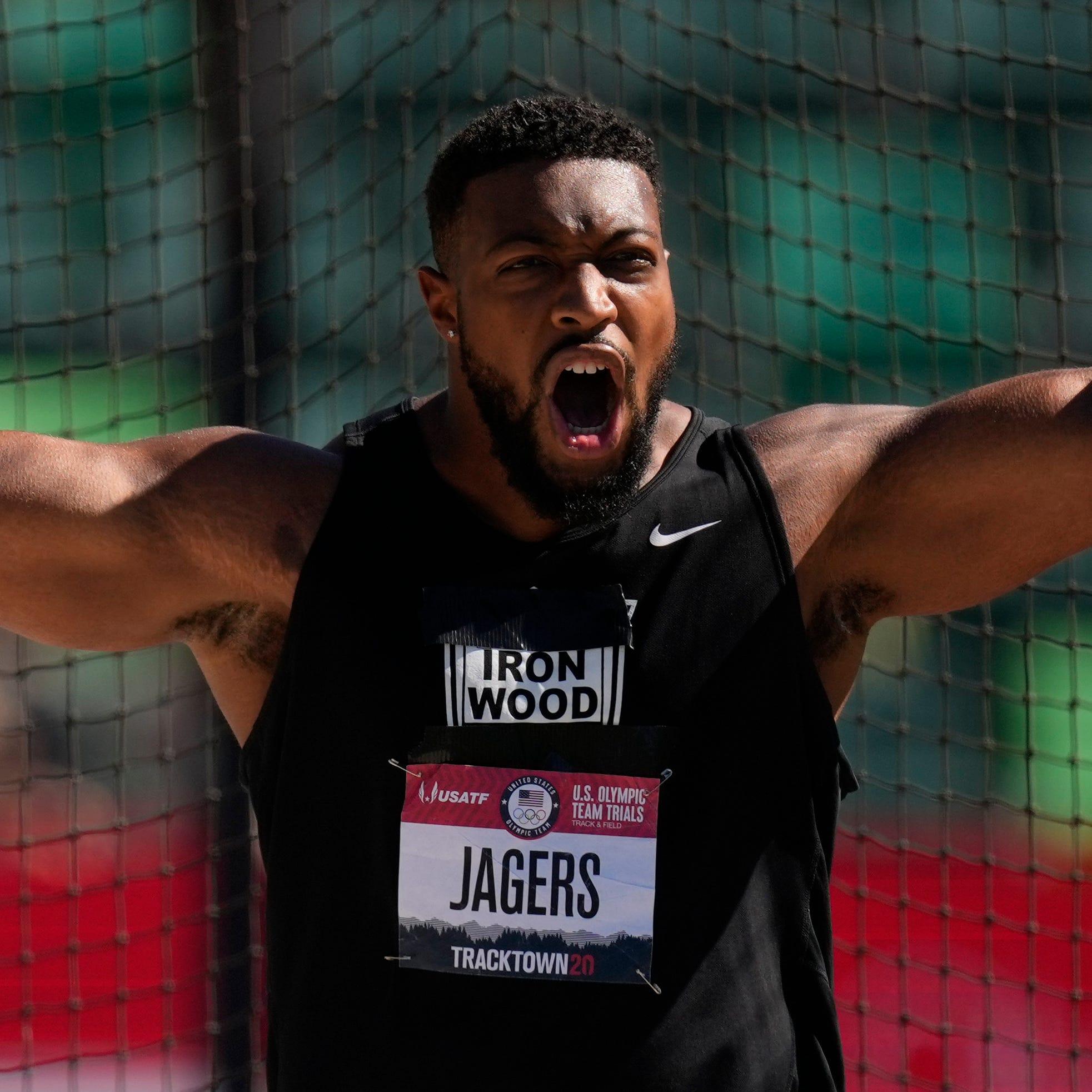 Reggie Jagers III