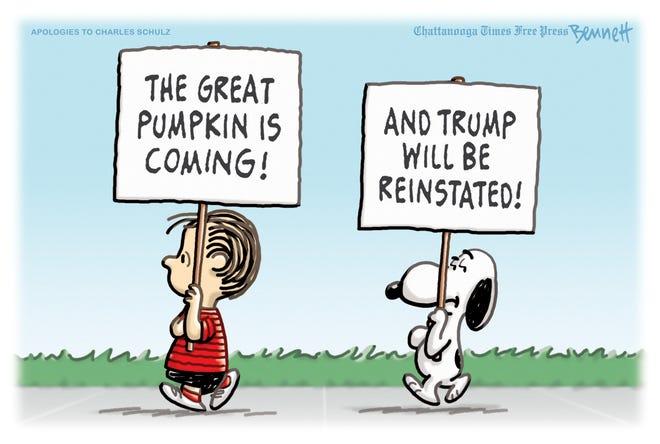 Trump's return