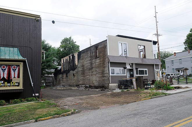 According to an autopsy report released this week, Timothy Botdorf of Jeromesville had died before a fire started in his apartment in March. The building has been demolished.