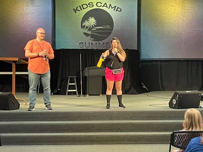 A summer camp for kids hosted by AGK Ministries at the Wheat State Retreat Center near Augusta is being investigated for an outbreak of COVID-19.