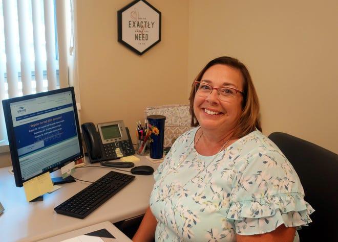 Janet Young is the new director of the Spoon River College Rushville Center.