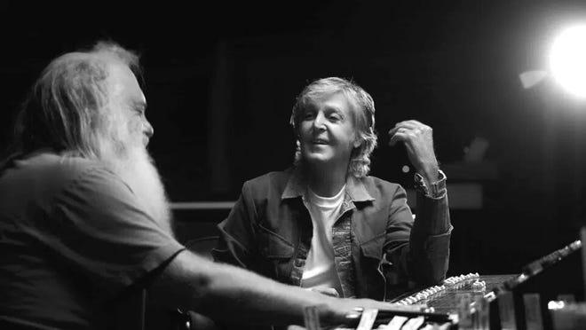 """""""McCartney 3,2,1"""""""