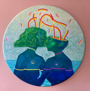 """""""Soulmates"""" by Lucie Shearer"""