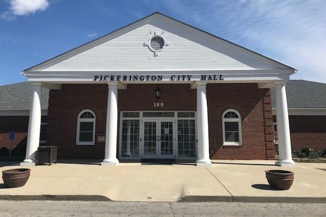 Pickerington city hall