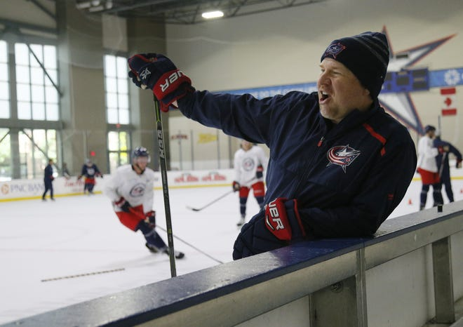 Blue Jackets goaltending coach Manny Legace has had a trying offseason, from mourning the loss of goalie Matiss Kivlenieks in a fireworks incident that occurred July 4 at his home in Novi, Michigan to a recent bout with COVID-19 that nearly took his life.