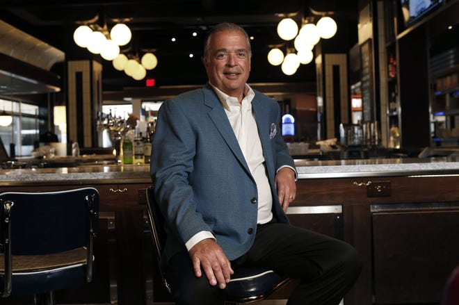 Cameron Mitchell was inspired by a company trip to Italy in 2018 to create Valentina's, a Northern Italian-themed restaurant coming to Dublin's Bridge Park next year. The restaurateur is shown here at his Cap City Fine Diner in Dublin.