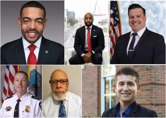"""The first in the series of Columbus Conversations will be """"Bridging the Divide Between Police and the People"""" at 6:30 p.m. on Thursday. Panelists are  Columbus City Council President Shannon G. Hardin ; Brian A. Steel, vice president of the Fraternal Order of Police Capital City Lodge No. 9; Sean Walton, a Columbus civil rights attorney; Vladimir Kogan, Ohio State University associate professor of political science; James Wynn, co-president of B.R.E.A.D. (Building Responsibility, Equality and Dignity and Deputy Chief Tim Becker, of the Columbus Police Division."""