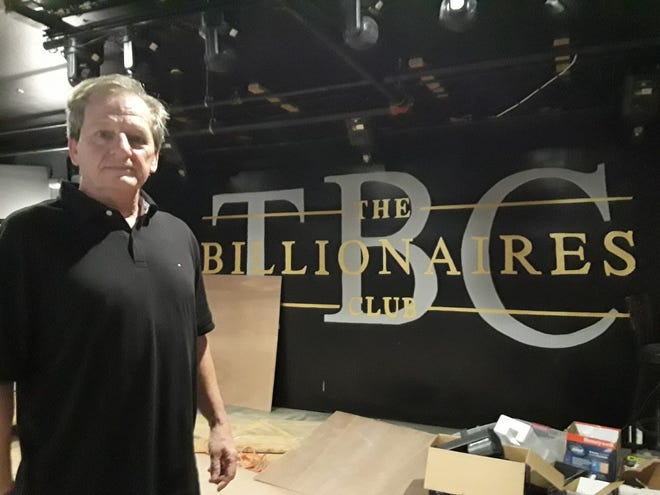 Owner  Lenny Swiderski is preparing to reopen his Houma nightclub with a new name following a shooting that left five people injured in April.