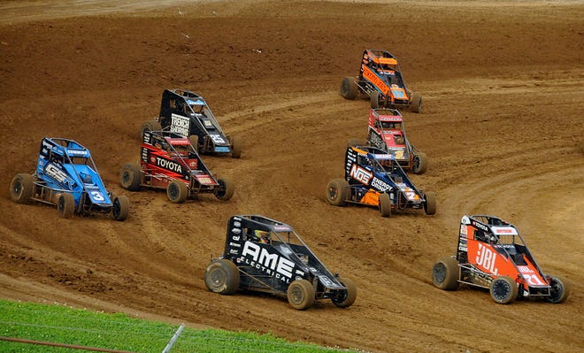 TheUnited States Auto Club Nos Energy Drink National Midget series will return for the10thaddition oftheChad McDaniel Memorial at 5 p.m.July 14 at the Solomon Valley Raceway,1318 N. Walnut St.,Beloit.