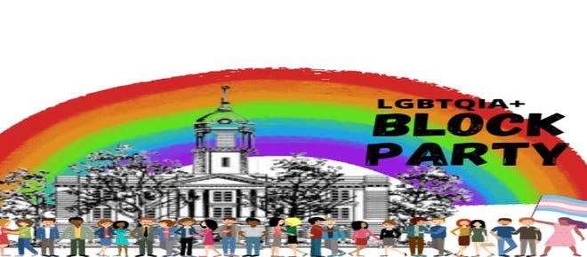 Columbia will celebrate its first PRIDE Block Party starting at 4 p.m. Saturday at the Columbia Arts Building, which will feature an 18+ dance starting at 8:30 p.m.