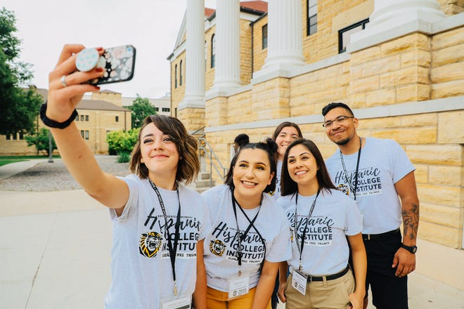The Hispanic College Institute is scheduled for Friday through Sunday, July 23-25, at Fort Hays State.