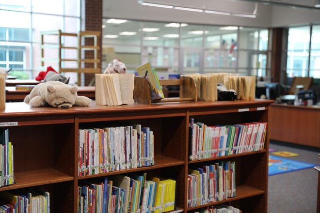 Sherman Independent School District will be expanding its collection of books as several campuses will shift to new uses.