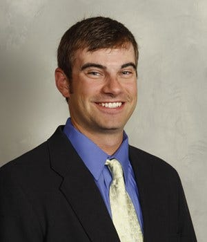 Wofford has hired former Clemson analyst and Western Carolina assistant Tyler Carlton as co-offensive coordinator and quarterbacks coach (Western Carolina Athletics Photo)