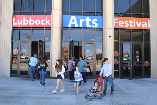 The 43rd Annual Lubbock Arts Festival, Out of This World! A Celebration of Outer Space, Astronauts, and Space Travel is set for July 24-25 at the Lubbock Memorial Civic Center.