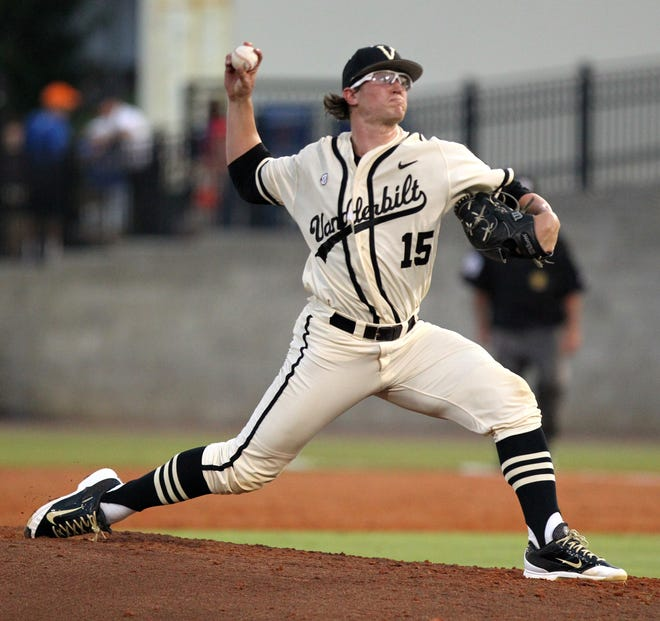 All Saints grad Carson Fulmer was drafted in the 15th round out of high school but became a first-round draft pick after playing at Vanderbilt.
