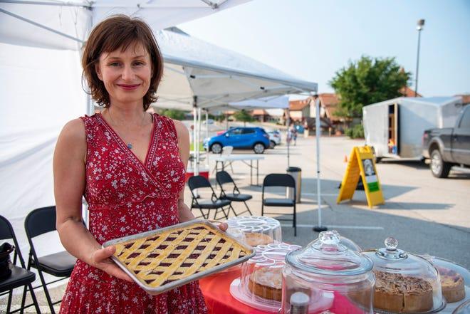 Marketa Marikova-Thompson shares her grandma's recipes and Bohemian heritage with Lake of the Ozarks.