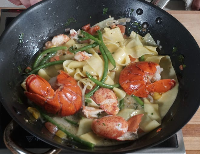The restaurant is gone but you can make Pasta Nautika at home with this simple recipe.