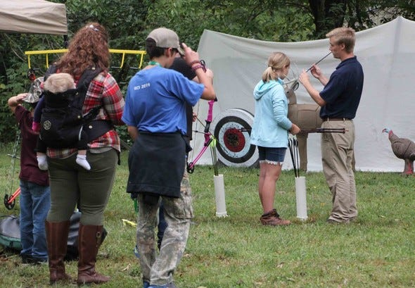 Missouri Department of Conservation will host an outdoor skills fun day July 17.