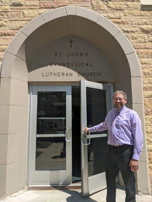 Pastor Darren Green joins the staff at St. John's Lutheran Church, Redwood Falls, to fill the Inreach pastoral position. He says it is a good fit because he loves working with people and giving them the tools to understand God's Word.