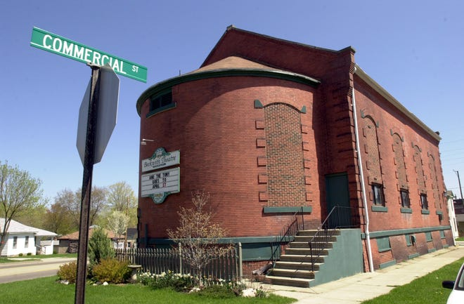The Beckwith Theatre Company is located at 100 New York Ave., Dowagiac.