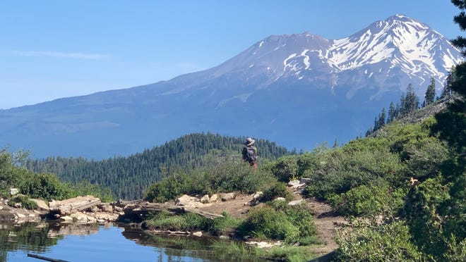 Wilderness Land Trust transferred 637 acres of property, including Little Castle Lake and a trail to Heart Lake, pictured, to Shasta-Trinity National Forest for public use.