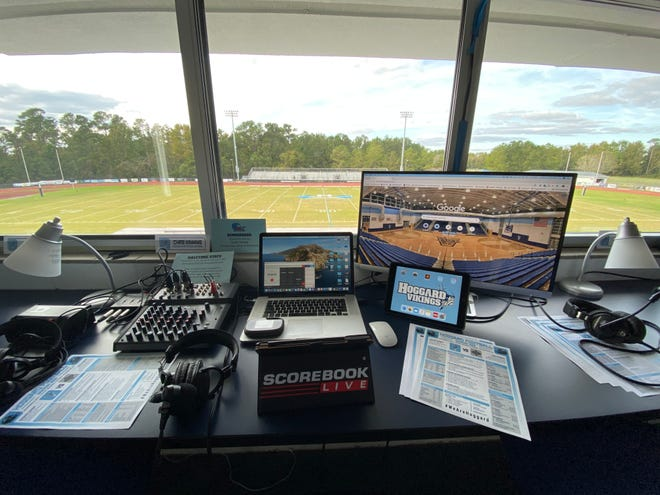 Streaming live events looks here to stay after many schools decided to start showing games online during the COVID-19 pandemic.