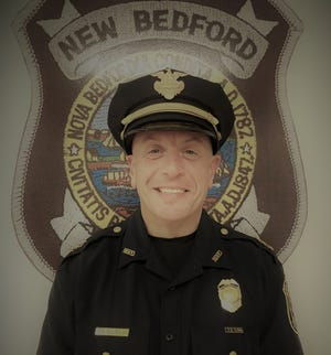 Adelino Sousa was promoted to the rank of Deputy Chief of the New Bedford Police Department on Wednesday.