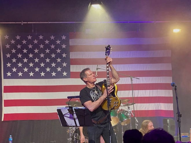 Scott Brown - a former U.S. senator and ambassador - will perform with his band, the Diplomats, at Indian Ranch July 17.