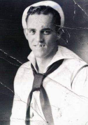 Navy Fireman 2nd Class Ralph C. Battles
