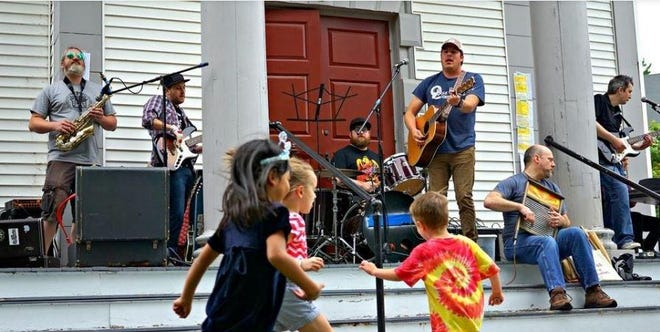 Arlington's Porchfest will return with a special event this fall.