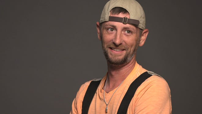 """Brandon """"Frenchie"""" French, a Clarksville resident competing on season 23 of Big Brother, a CBS reality show."""