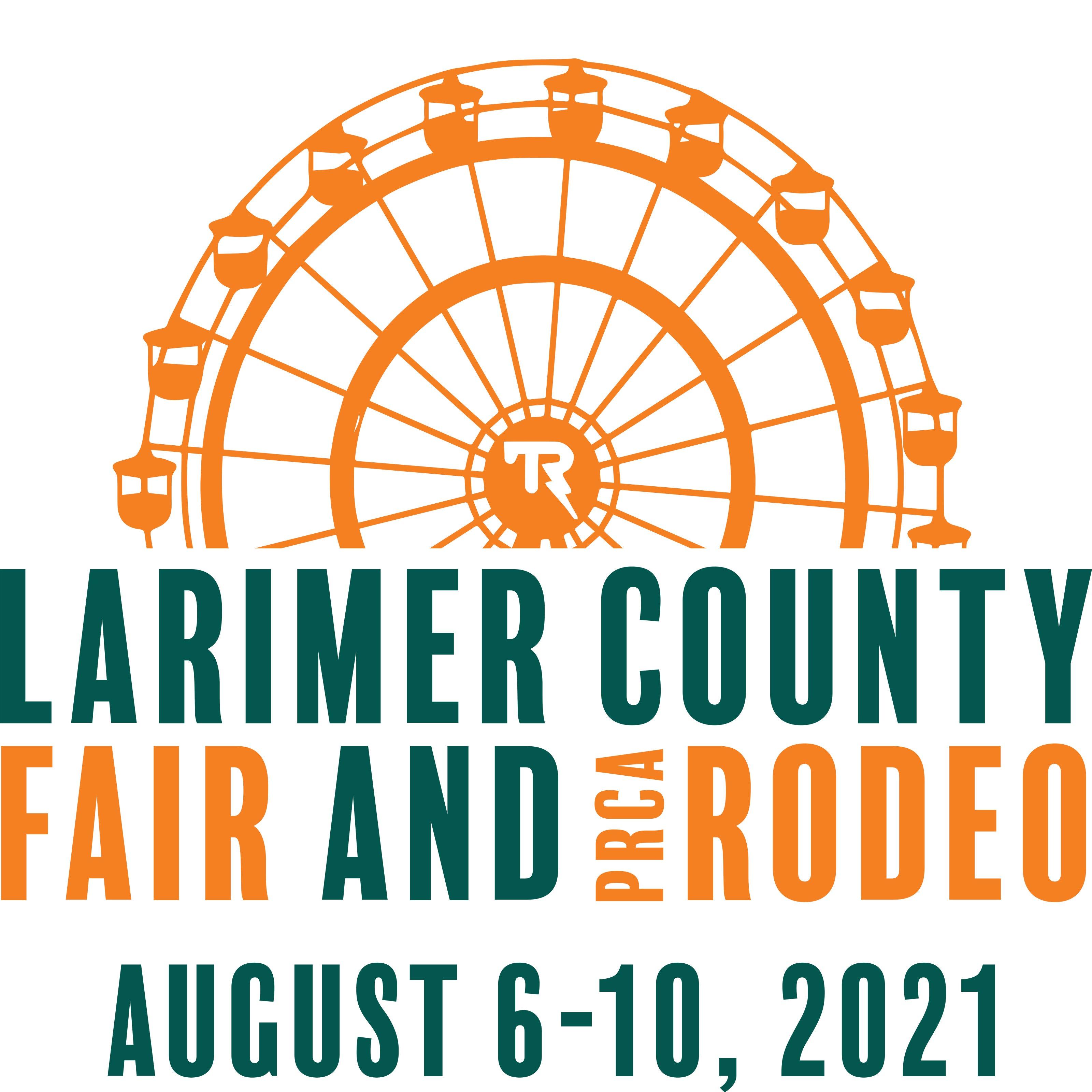 Larimer County Fair Logo