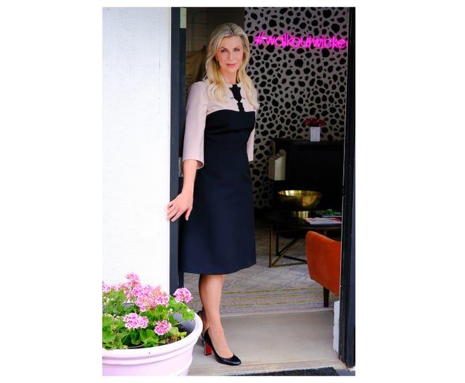 Sandra Calmes, owner of Alchemy West