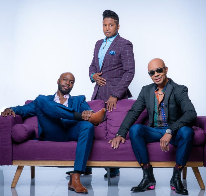 Danny 'SkyHigh' McClain. Kevon Edmonds and Keith Mitchell -- better known as After 7 -- will perform during the 50th Indiana Black Expo Summer Celebration Gala at Indianapolis Motor Speedway.