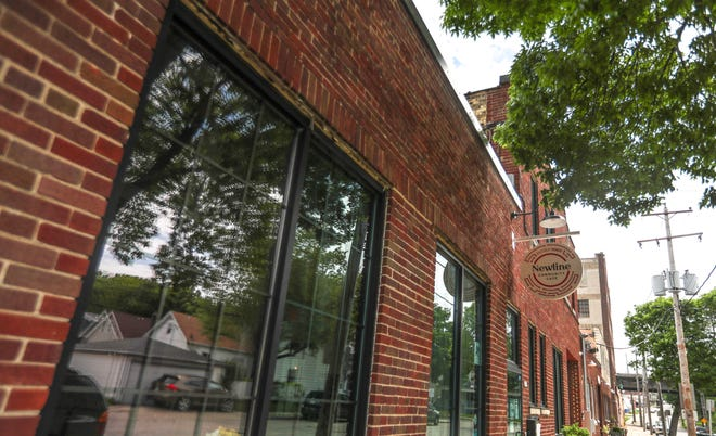 Newline Community Cafe, 3618 W. Pierce St., is making espresso drinks and teaching students how to run a business at the same time. It opened June 26 and will have its grand opening with free coffee and half off other drinks on Aug. 5.