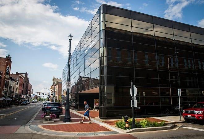 Open Door has plans to create an office location on Walnut Street in downtown Muncie.